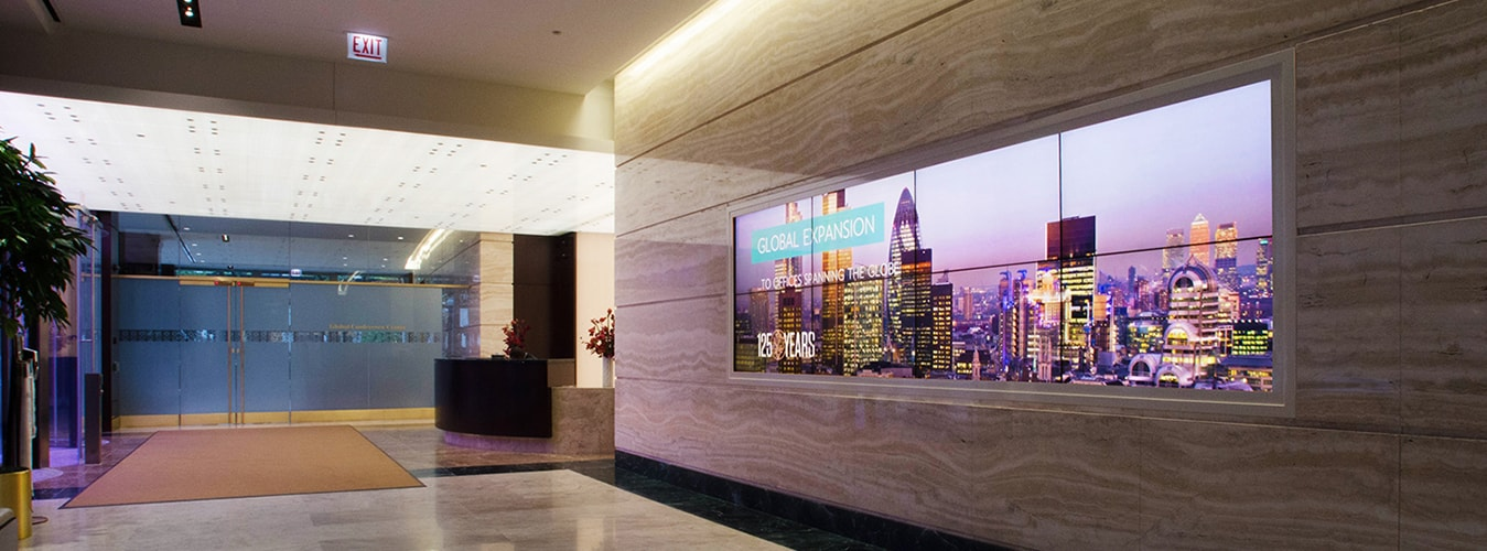LED Signage Video Wall Display